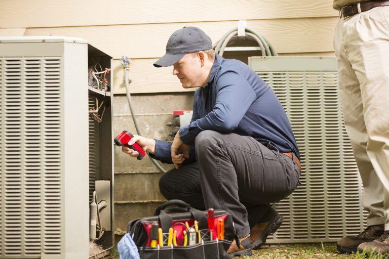 Air conditioner installer insurance