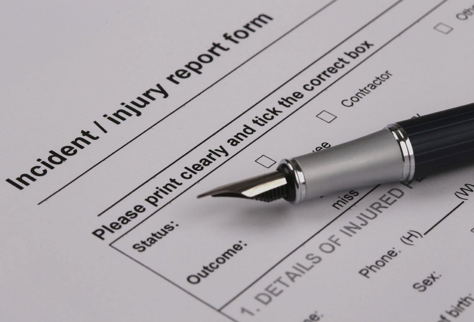 Public Liability Proposal Form