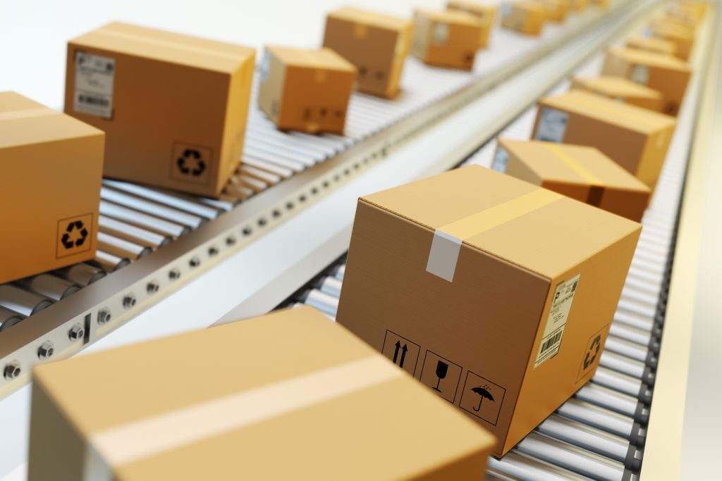 Goods in physical or legal control