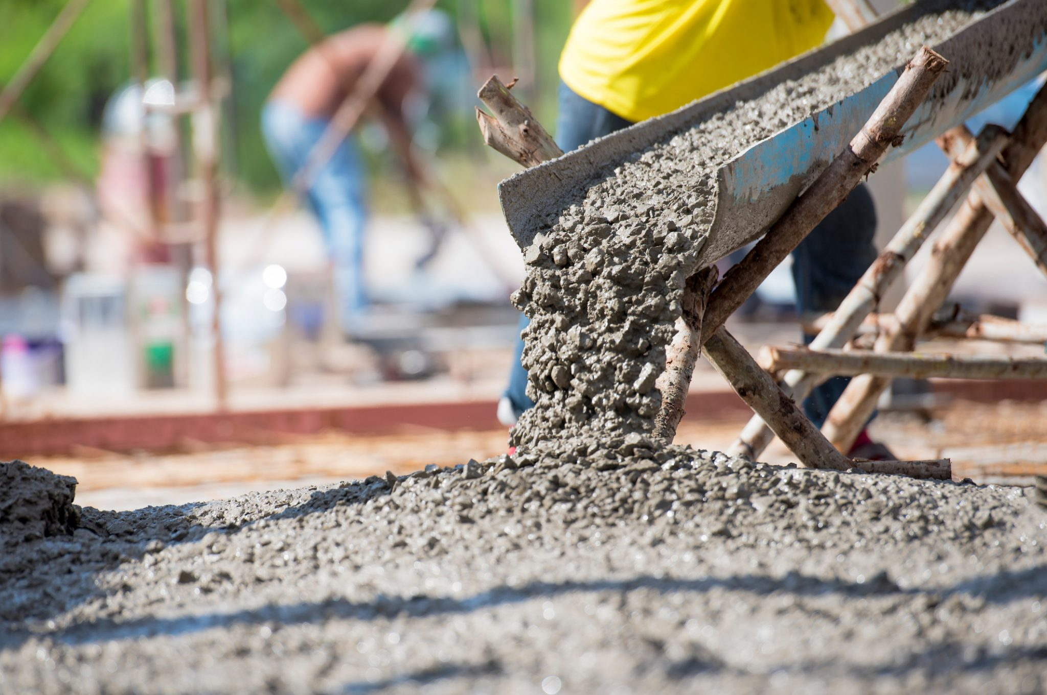 Public liability insurance for concreters
